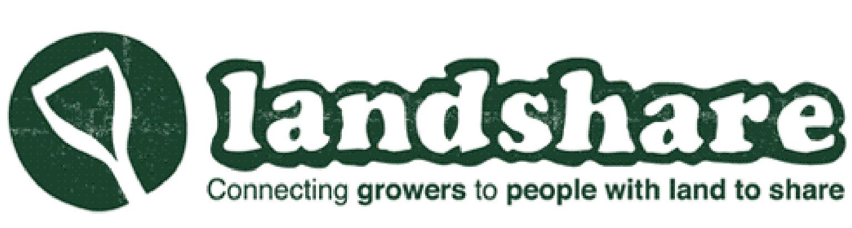 Landshare logo